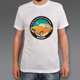 Anadol SL Baskılı Beyaz Tişört