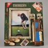 Dekoratif Fotoğraf Çerçevesi Golf